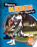 Biggest Blunders in Sports