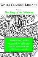 Wagner s the Ring of the Nibelung