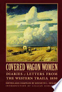 Covered Wagon Women  1850