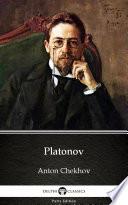 Platonov by Anton Chekhov  Illustrated