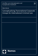 Conceptualising Transnational Corporate Groups for International Criminal Law