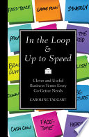 In the Loop   Up to Speed Book PDF
