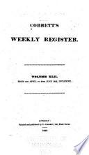 Cobbett s Weekly Register