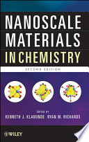 Nanoscale Materials In Chemistry book