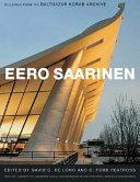Ebook Eero Saarinen: CD-ROM Epub David Gilson De Long,C. Ford Peatross Apps Read Mobile