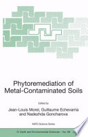 Phytoremediation of Metal Contaminated Soils