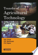 Transfer Of Agricultural Technology