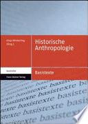 Historische Anthropologie : invariant gehalten wurden, haben sich...