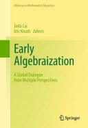 download ebook early algebraization pdf epub