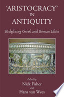 Aristocracy In Antiquity book