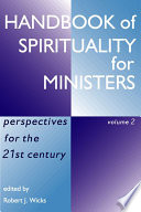 Handbook of Spirituality for Ministers Vol  2