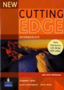 New Cutting Edge Intermediate Student S Book Per Le Scuole Superiori Con Cd Rom