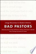 Bad Pastors