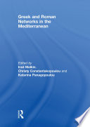 Greek and Roman Networks in the Mediterranean