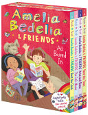 Amelia Bedelia Friends Chapter Book Boxed Set 1 All Boxed In