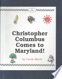 Christopher Columbus Comes to Maryland