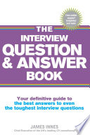 The Interview Question   Answer Book