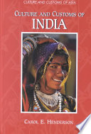 Culture and Customs of India