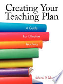 Creating Your Teaching Plan