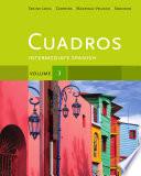 Cuadros Student Text  Volume 3 of 4  Intermediate Spanish