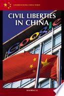 Civil Liberties In China book