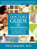 Doctor s Guide to Natural Medicine  2nd Edition
