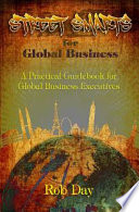 Street Smarts for Global Business