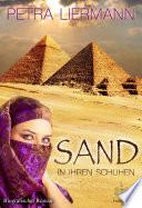 Sand in ihren Schuhen