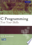C Programming  Test Your Skills