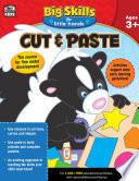 Cut   Paste  Ages 3   5