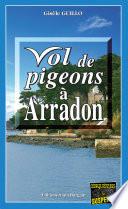 illustration Vol de pigeons à Arradon
