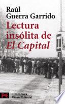 Lectura ins  lita de  El Capital