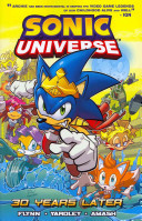 Sonic Universe : pressence works to dethrone sonic and release...
