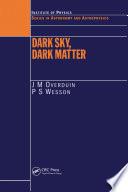 Dark Sky  Dark Matter Book PDF