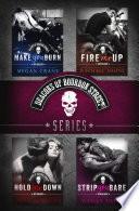 The Deacons of Bourbon Street Series 4 Book Bundle