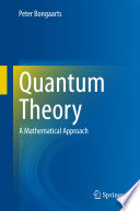 Quantum Theory book