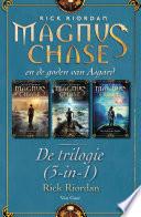 Magnus Chase En De Goden Van Asgard De Trilogie