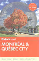 Montreal and Quebec City
