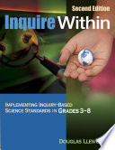 Inquire Within Updated Edition Shows Educators How