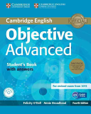 Objective Advanced Student s Book Pack  Student s Book with Answers with CD ROM and Class Audio CDs  2