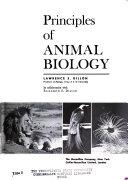 Principles of Animal Biology