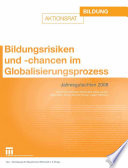 Bildungsrisiken und  chancen im Globalisierungsprozess
