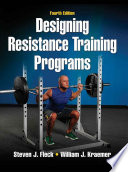 Designing Resistance Training Programs  4E