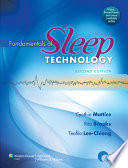 Fundamentals of Sleep Technology