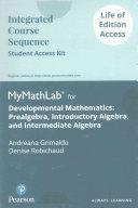 Developmental Mathematics Passcode