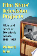 Film Stars  Television Projects