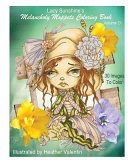 Lacy Sunshine s Melancholy Moppets Coloring Book Volume 21