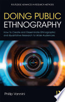Doing Public Ethnography