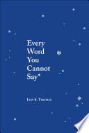 Every Word You Cannot Say Book PDF