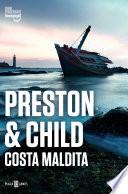 Costa maldita  Inspector Pendergast 15